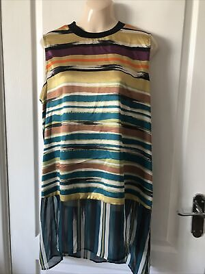 Ladies Bn Longline Top Size 16 By M&s • 0.99£