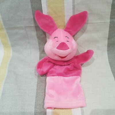 Piglet From Winnie The Pooh Hand Puppet NEW • 13.53£