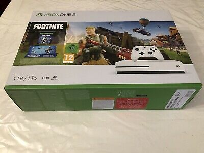 AU344.92 • Buy Xbox One S Fortnite 1 TO Neuve