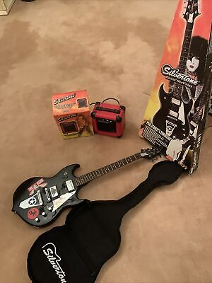 $ CDN70.80 • Buy Silvertone Electric Guitar With Warm Up Amp And Gig Bag Still In Original Box
