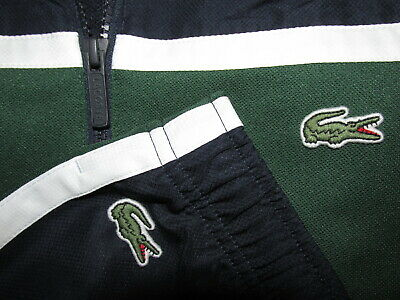 Lacoste Sport Mens Full Tracksuit Size Xxxl / 3xl Brand New With Tag £190 Rrp • 90£