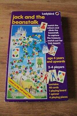 Vintage Ladybird Jack And The Beanstalk Game. • 15£