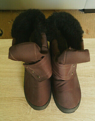 Pavers UK Size 5 Brown- Red Colour Casual Boot • 12.75£