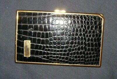 Vintage Ronson Cigarette Case With Incorporated Lighter • 24.95£
