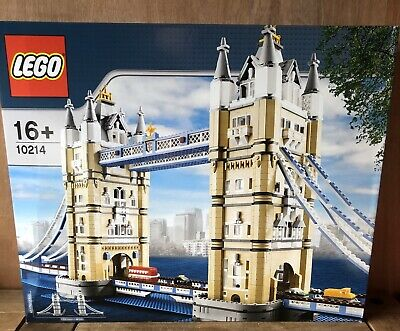 LEGO Creator Architecture London Tower Bridge 10214 Brand New Unopened Box • 375£