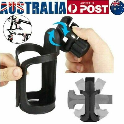 AU10.83 • Buy Bike Cup Holder Cycling Water Bottle Cage Mount Drink For Bicycle Motorcycle