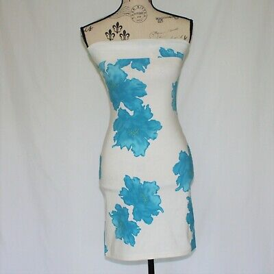 Unbranded Women's Floral Strapless Dress Size S • 10.63£