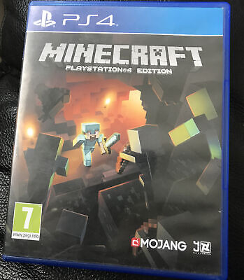 AU36.12 • Buy Minecraft Game Ps4 Edition  Building Fun Kids  Great Condition