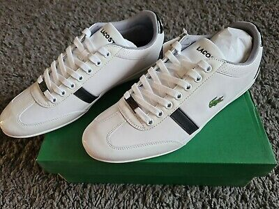 Lacoste Misano Size 8 Trainers Leather  • 45£
