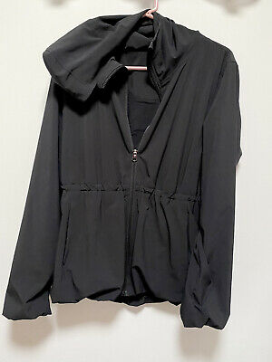 $ CDN100.12 • Buy Lululemon Black Jacket Size 10