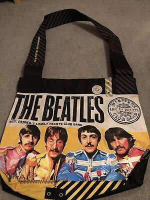 £19.99 • Buy Large Rare Beatles Sgt Peppers Bag New