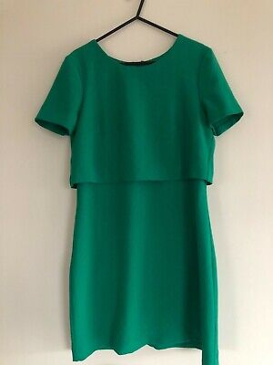AU10.50 • Buy Forever New Size 8 Green Dress
