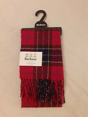 Barbour Lambswool Scarf • 12.20£