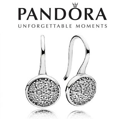 PANDORA Dazzling Droplets Drop Earrings  • 37.99£