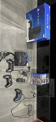 AU400 • Buy PS4 Pro. 3 Controllers And Games
