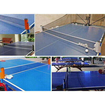 Table Tennis Net Rack Portable Retractable Replacement Ping Pong Holder Tool • 7.99£