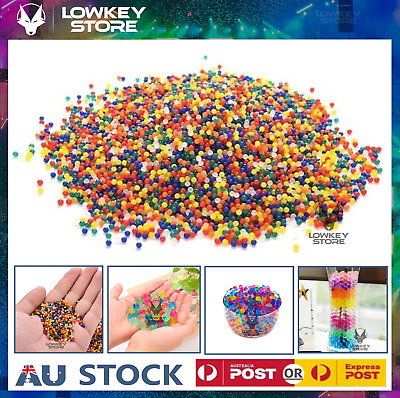 AU7.99 • Buy Orbeez 11-13mm Water Beads Gel Balls Decoration Wedding Home Vase Soil Crystal