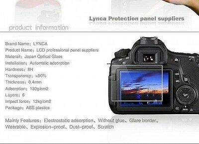 AU10.67 • Buy LYNCA Glass Camera Screen Protector For SONY A3000 A5000 A6000 UK Seller