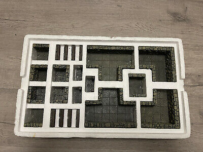 $ CDN101.28 • Buy Dwarven Forge Master Maze Set Dungeon Stone D&D PAINTED Resin