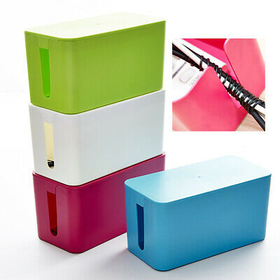 Safety Wire Cable Storage Box Case Management Socket Tidy Container Organizer  • 9.79£