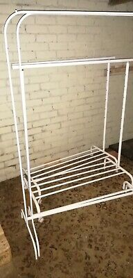 Clothes Rail Stands, 4 For Sale • 78.40£
