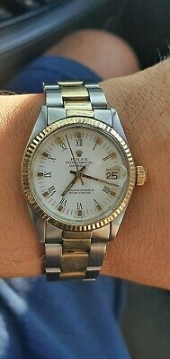 AU3732.89 • Buy Rolex Datejust Oyster Perpetual 6824 With Box - 31mm - Automatic - Year 1976