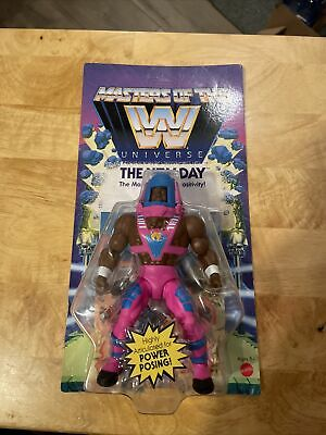 $31.48 • Buy WWE Masters Of The Universe The New Day Wrestling Action Figure Toy Mattel