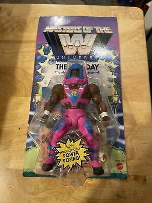 $31.50 • Buy Masters Of The WWE Universe The New Day Man-E Faces Wrestling Action Figure