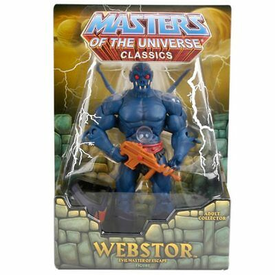 $129.95 • Buy Masters Of The Universe Classics Webstor