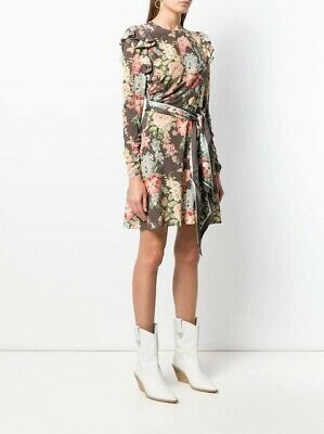 AU180 • Buy Zimmermann Silk Floral Dress Size 0