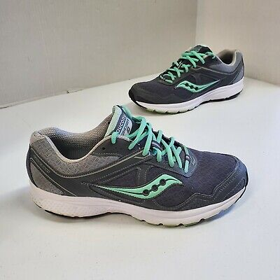 $ CDN1.24 • Buy WOMENS SAUCONY GRID COHESION 10 GRAY MINT RUNNING SHOES SIZE 12 S15333-3