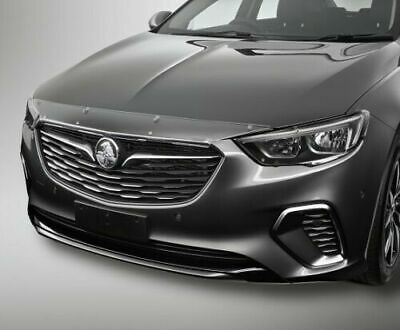 AU110 • Buy Genuine Holden Commodore ZB Bonnet Protector Clear GMH NEW