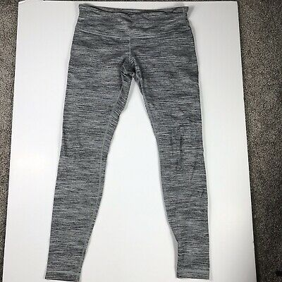 $ CDN50.63 • Buy Womens Lululemon  Athletica Low Rise Crop Leggings Size 10