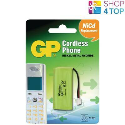£5.69 • Buy GP T382 CORDLESS PHONE CHARGER BATTERY METAL HYDRIDE UNIVERSAL 2.4V 550mAh NEW