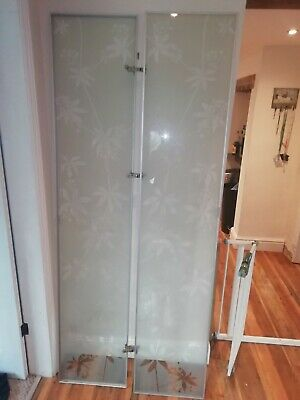 Billy Morebo Glass Doors X3 For Billybookcases • 0.99£