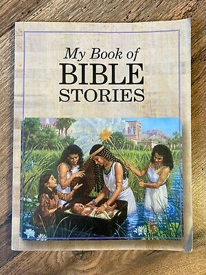 My Book Of Bible Stories Illustrated Young Readers  • 0.99£