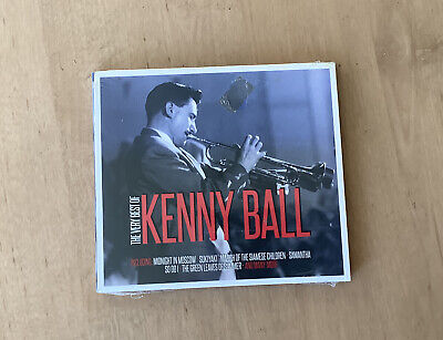 £4.75 • Buy Kenny Ball The Very Best Of  2 Cd Digi Pack
