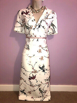 AU72.23 • Buy Ladies Damsel In A Dress Special Occasion Dress Size 14