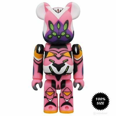 $24.99 • Buy Evangelion 3.0: You Can (Not) Redo Unit 08 100% Bearbrick By Medicom Toy