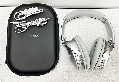 $ CDN252.51 • Buy Bose QuietComfort QC35 II Headphones Bluetooth-Silver Noise Cancelling 2