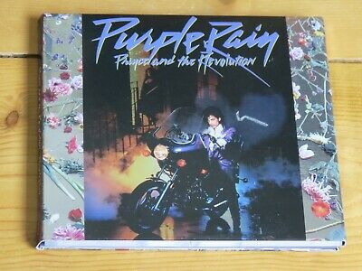 PRINCE Purple Rain 4 Disc (3 CD & DVD) Expanded Deluxe Edition • 17.50£