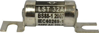 £2.19 • Buy Lawson LST 32A HRC Fuse BS88-1 2007