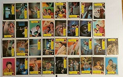 34/55 Land Of The Giants 1968 Cards A.&B.C. Vintage + Checklist • 10.50£