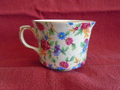 $ CDN6.95 • Buy Royal Winton Grimwades Old Cottage Chintz Breakfast Set Teacup