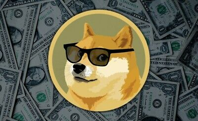 $39.99 • Buy GOLD MINING BUNDLE OF 50 Dogecoin(DOGE) +50 DIGIBYTE(DGB) +0.01 BitcoinCash(BCH)