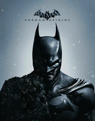 AU9.95 • Buy Batman Arkham Origins Steam Key Digital Download - PC Game