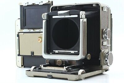 【Exc+5】 Wista 45 D 4×5 Large Format Field Camera Slide Adapter From JAPAN #1707 • 321.93£