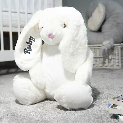£22 • Buy Personalised Bunny Rabbit Gift Large Cuddly Toy My First Easter