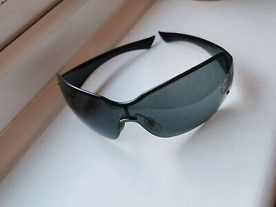 Ladies GUCCI Black Framed Oversized SUNGLASSES W/ Diamante Detail. Used • 70£