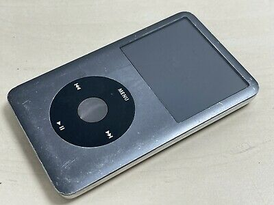 £56.25 • Buy Apple IPod Classic - Space Grey - Does NOT Work -  White Screen